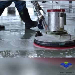 งานล้างพื้นลงแว็กซ์ Clearing Floor Wax